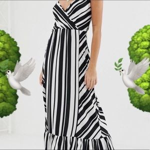 BOOHO ASOS ~ maxi dress